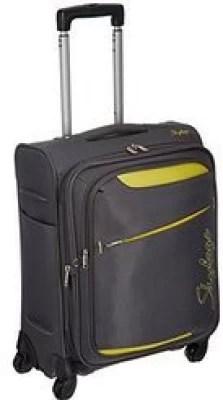 Skybags FLARE 4W EXP STROLLY 55 GREY Cabin Luggage(Grey)