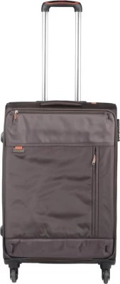 Safari Stylite-Plus 4wh 006 Expandable  Check-in Luggage - 30.3 inch(Brown)