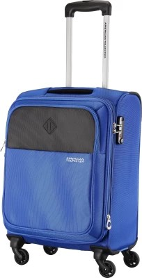 American Tourister TAHOE Check-in Luggage - 31 inch(BLUE/GREY)