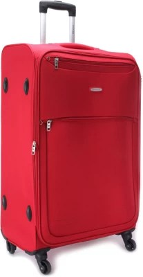 Aristocrat Basil Expandable  Check-in Luggage - 29.9(Red)