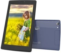 Micromax P480 tablet 8 GB 7 inch with Wi-Fi+2G(Black+Grey)