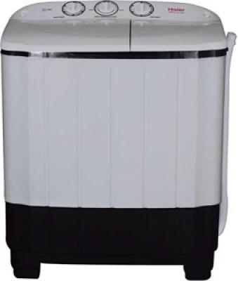 Haier 6.2 kg Semi Automatic Top Load Washing Machine(XPB 62-0615CG)