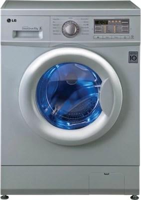 LG 6 kg Fully Automatic Front Load Washing Machine(F10B8NDL25)