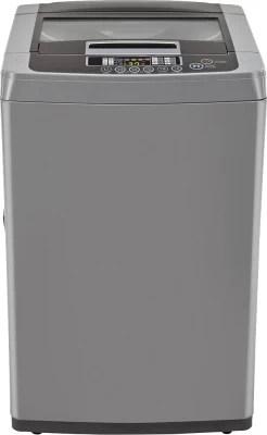 LG 7 kg Fully Automatic Top Load Washing Machine(T8067TEELH)