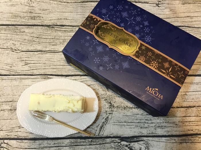 【彌月蛋糕試吃】板橋MICHA米迦千層乳酪蛋糕~義式提拉千層/瓦倫西亞鮮橙乳酪蛋糕