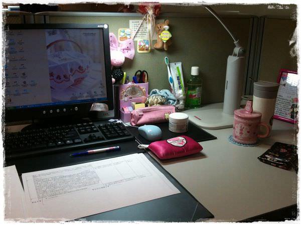 【懷舊】陪我走過那些年的辦公桌…..