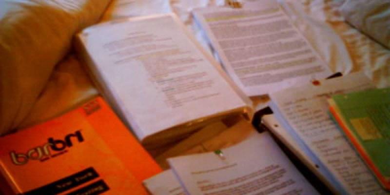 【NY Bar】紐約律師考試流程分享★下★考試當天篇