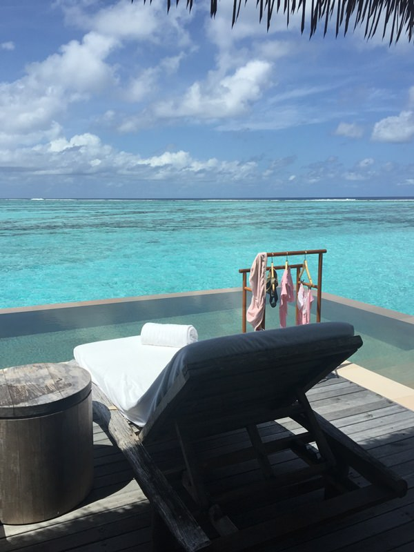 Honeymoon Maldives馬爾地夫蜜月旅行-Maalifushi by COMO住宿水上屋Water Villa房間 (200)