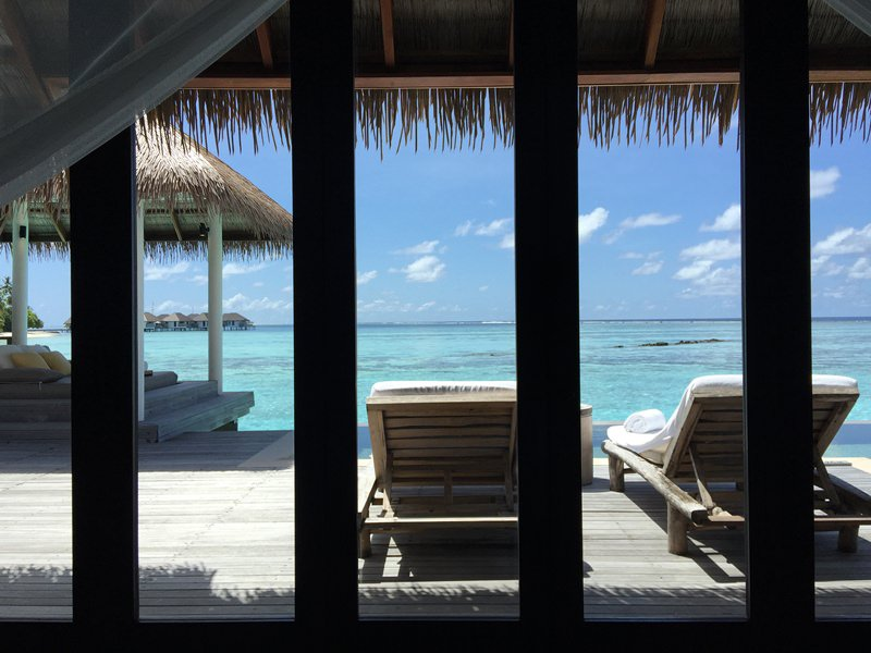 Honeymoon Maldives馬爾地夫蜜月旅行-Maalifushi by COMO住宿水上屋Water Villa房間 (170)
