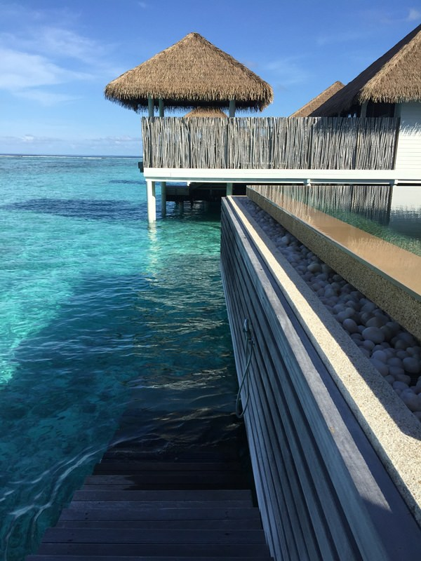 Honeymoon Maldives馬爾地夫蜜月旅行-Maalifushi by COMO住宿水上屋Water Villa房間 (110)
