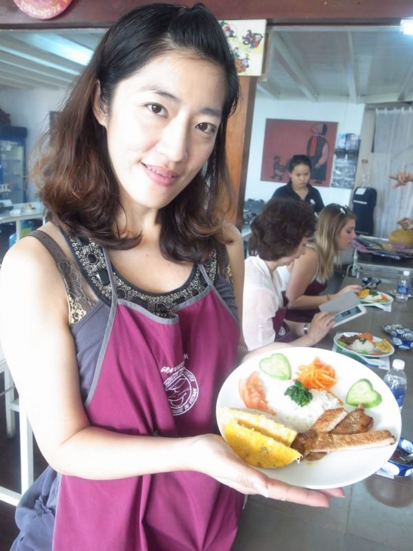 越南廚藝學院學做菜-Vietnam越南旅遊胡志明市第一郡-Vietnam Cookery Center-Cooking Class Saigon (142)