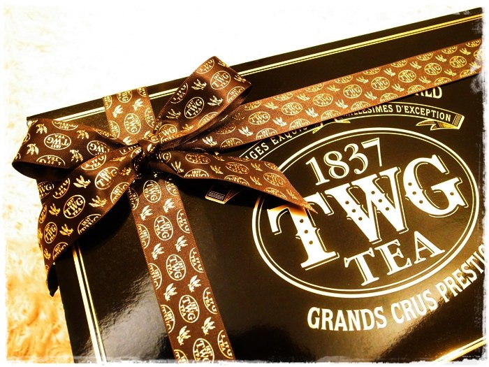 【My Wedding Gift】晶瑩剔透的新加坡TWG茶具組