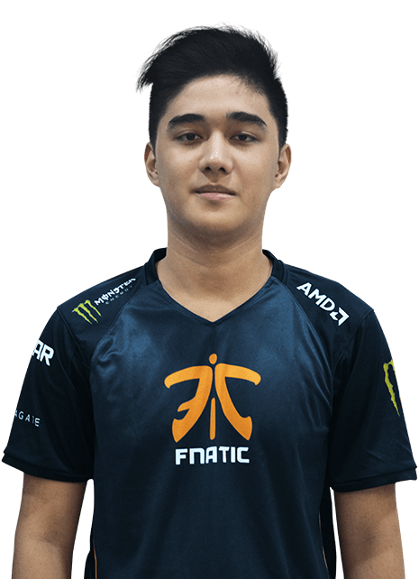 Abed Azel L Yusop Players Fnatic