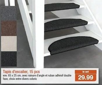 tapis d escalier