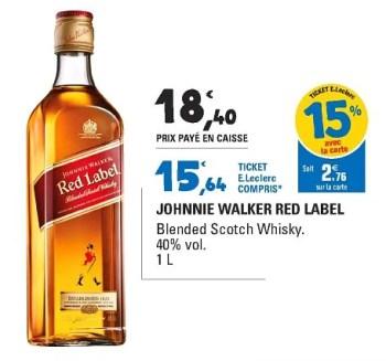 https www promobutler be fr boissons boissons spiritueuses johnnie walker red label blended scotch whisky 3831875