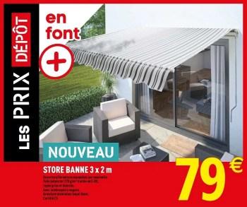Promotion Brico Depot Store Banne Produit Maison Brico Depot Jardin Et Fleurs Valide Jusqua 4 Promobutler