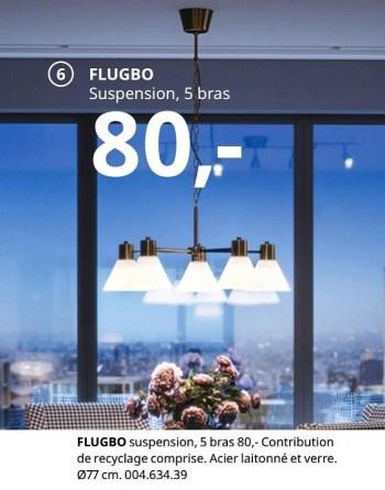 flugbo suspension
