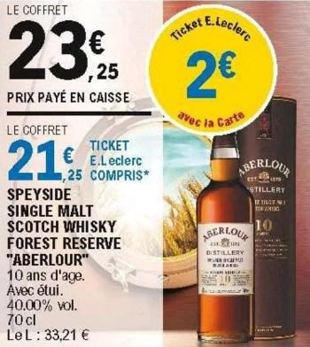 speyside single malt scotch whisky forest reserve aberlour
