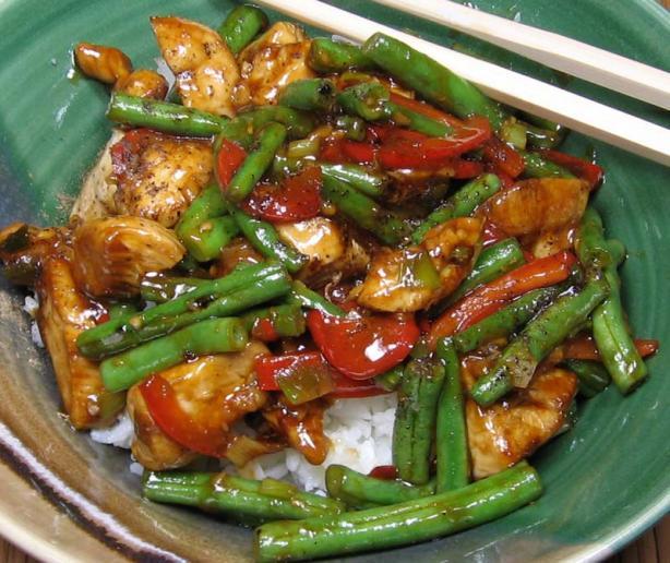 Singapore Black Pepper Chicken Recipe - Food.com
