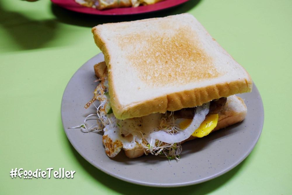 臺南|成大早餐|大成美食 大學路成大光口對面的校園早餐!厚實古早味蛋餅! - 波妮說食話