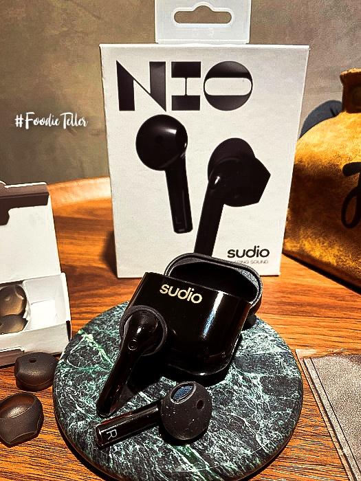 藍芽耳機推薦平價瑞典 Sudio耳機品牌|開箱Nio真無線藍牙耳機! - 波妮說食話
