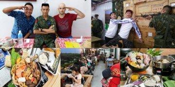 【台南市-安平區】一七二營本部連軍事主題餐廳  連長老編最愛的鋼盔火鍋