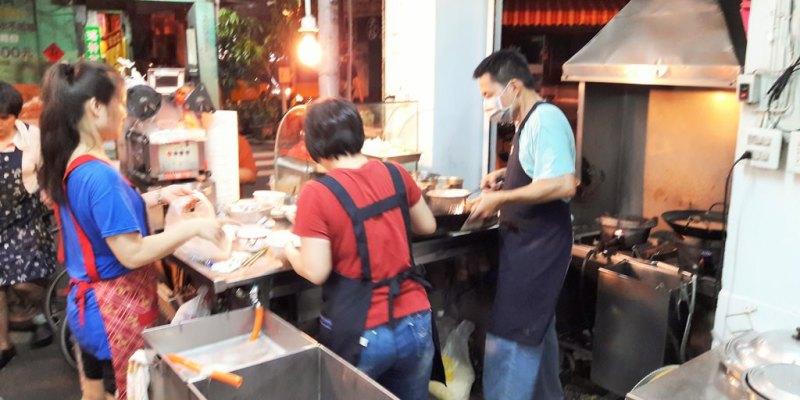 【台南市-中西區】黃家鱔魚意麵、米糕  多少人從小吃到大呀