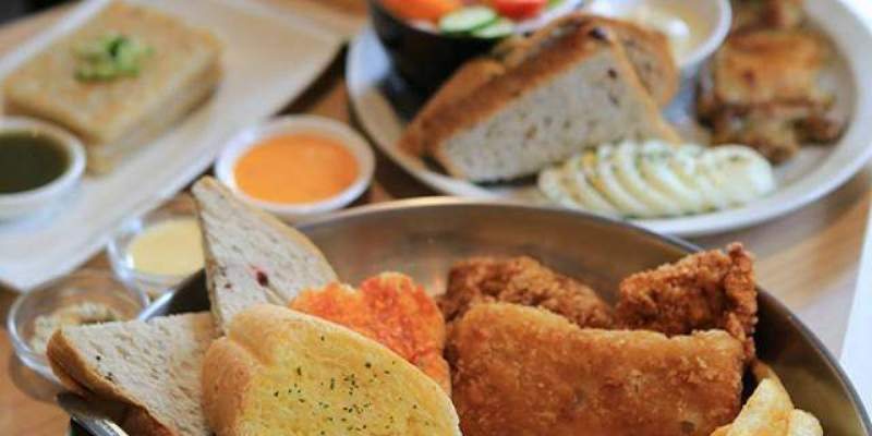 【台南市-東區】濰克早午餐  份量十足的平價早午餐