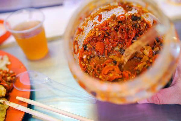 【台南市-麻豆區】市五蝦肉飯  市場裡不為人知的美味焢肉