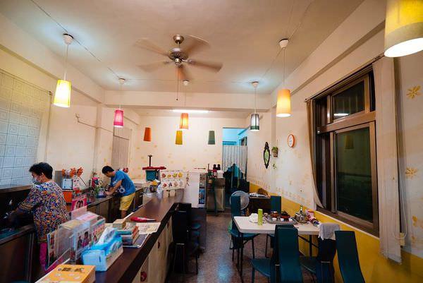 【台南市-新市區】夏川手工冰品  找不到食記的隱藏冰店