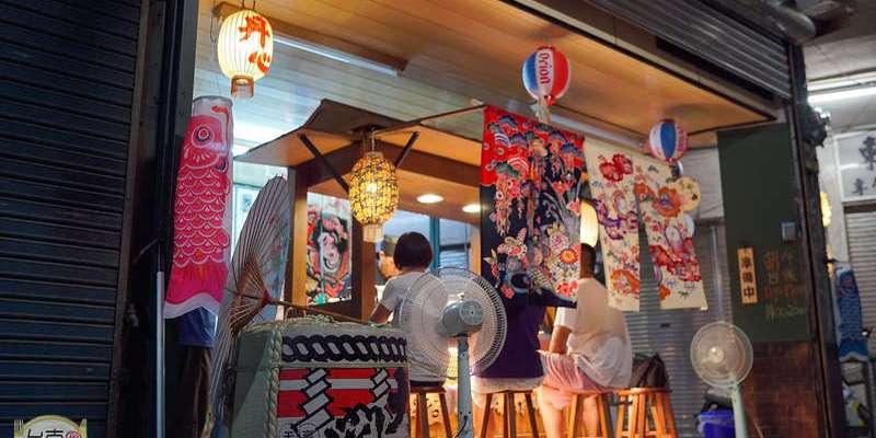 【台南-新營美食】用職人精神做出來的日本料理/隱居市場內/一人嚴制/濃濃日本風