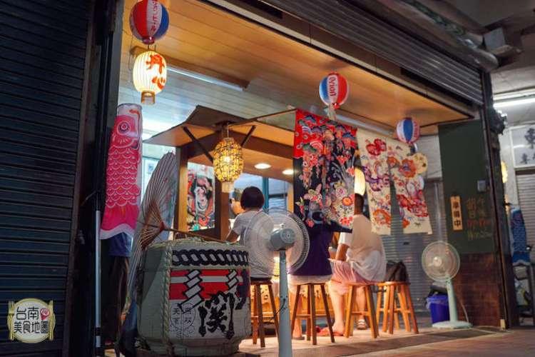 台南新營美食│用職人精神做出來的日本料理/隱居市場內/一人嚴制/濃濃日本風