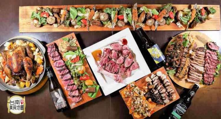 【台南-中西區美食】內行人吃得隱藏版巷弄燒烤美食/客製化/無菜單料理/容易客滿