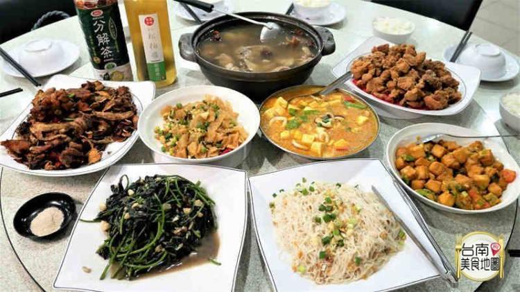 台南仁德區美食│奇美博物館附近,86快速道路附旁的道地台菜餐廳,平價料理聚餐好選擇。
