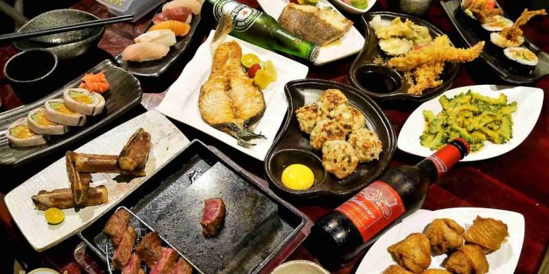台南中西區美食│只有內行的才會來的日本料理店。簡單裝潢超值的料理深獲人心