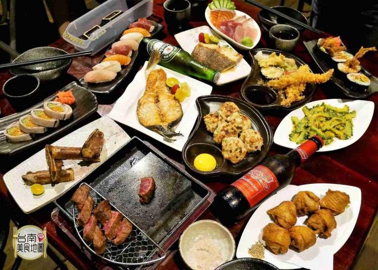 【台南-中西區美食】只有內行的才會來的日本料理店。簡單裝潢超值的料理深獲人心