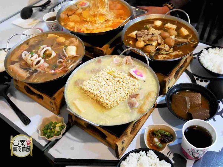 台南南區美食│薄利多銷的百元平價小火鍋,食材新鮮用料實在