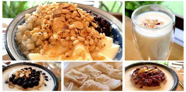 【台南-中西區美食】Q軟綿香的杏仁豆腐與濃厚純香的杏仁茶顛覆你對杏仁豆腐的想像