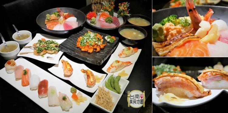 【台南-安平美食】對食材要求到極致,只有內行人才知道的高CP值日本料理店