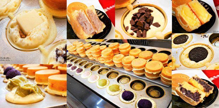 台南東區美食│真材實料的下午茶點心美食,吃幾個就很有飽足感