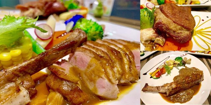 台南善化區美食│精緻排餐份量十足,便宜價格讓人大吃一驚,適合聚餐的南科人愛店