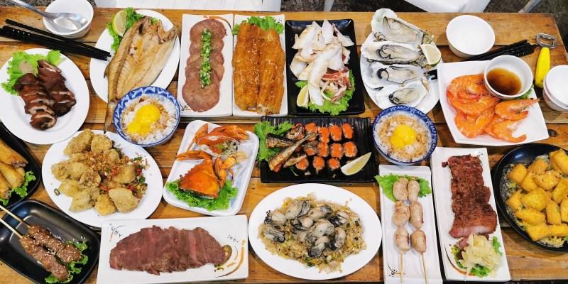 台南東區美食│知名的在地燒烤名店,全新隱藏版菜單絕對顛覆你的味蕾
