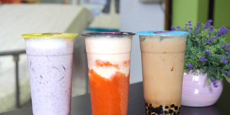 台南永康區美食》奇美醫院旁要喝什麼?果茶鮮讓你喝到真材實料又平價的果汁和飲料,消費還能加價選購生活用品,讓你省很大!