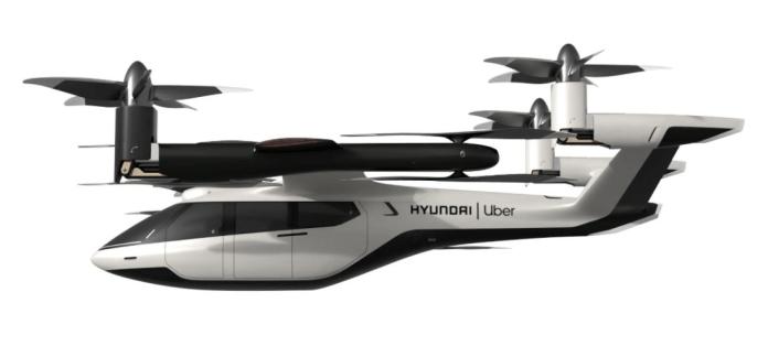 Hyundai's air vehicle concept.
