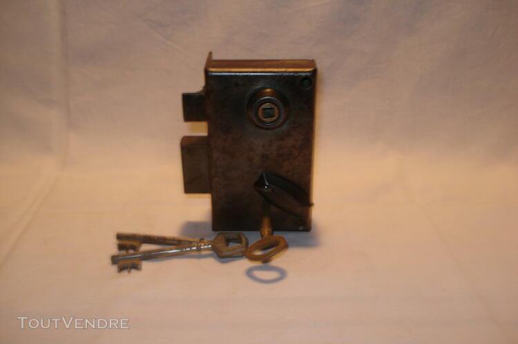 old drawer lock pec nu