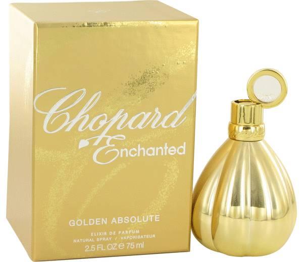 Resultado de imagem para Enchanted Golden Absolute Chopard