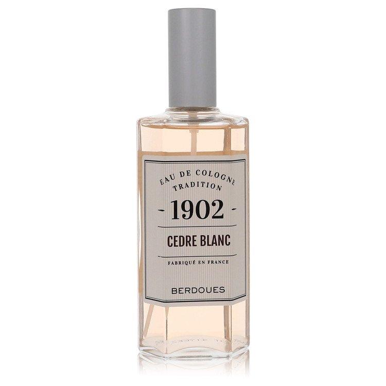 1902 Cedre Blanc by Berdoues Eau De Cologne Spray (unboxed) 4.2 oz for Women