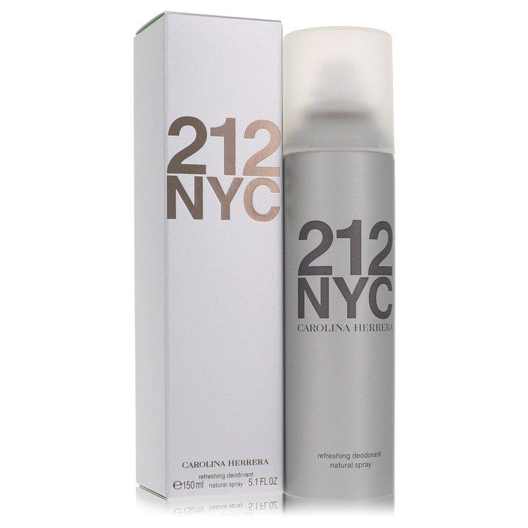 212 by Carolina Herrera Deodorant Spray 5.1 oz for Women