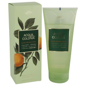 4711 Acqua Colonia Blood Orange & Basil by 4711