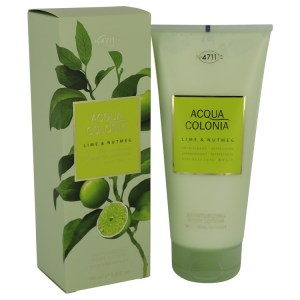 4711 Acqua Colonia Lime & Nutmeg by 4711